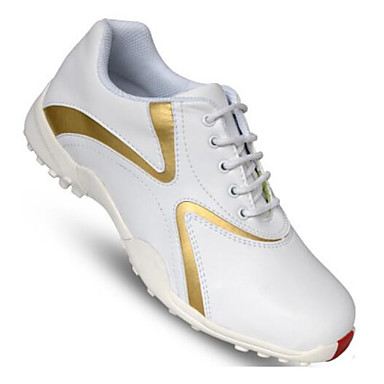 Sapatos para Golf Mulheres Golf Macio Esportes Esportes Espetáculo Praticar Esportes Relaxantes Estilo Artístico Estilo Moderno Fashion