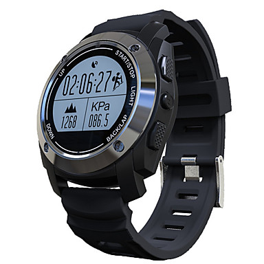cheap Smartwatches-YYS928 Men Smartwatch Android iOS Bluetooth GPS Sports Waterproof Heart Rate Monitor APP Control Pulse Tracker Stopwatch Pedometer Activity Tracker Sleep Tracker / Calories Burned / Long Standby