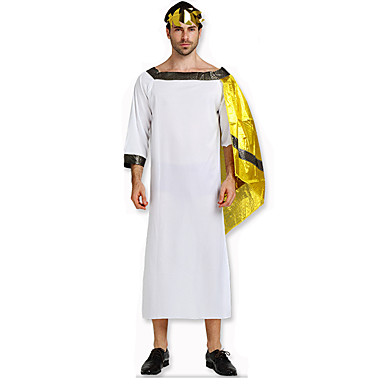 Romerske Kostymer Cosplay Cosplay Kostumer Party-kostyme Herre Festival/høytid Halloween-kostymer Halloween Karneval Andre Vintage
