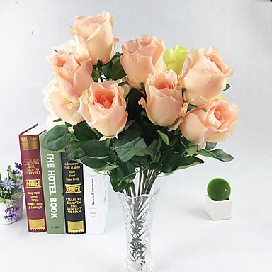 Művirágok 1 Ág Európai Rózsák Asztali virág