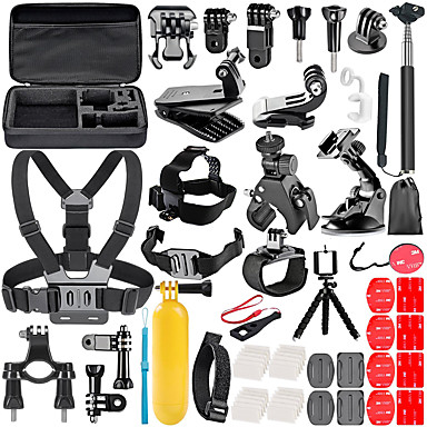 Kit / Accessories Outdoor / Foldable / Screw-on For Action Camera Gopro 6 / All Action Camera / All Gopro Surfing / Ski / Snowboard /