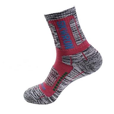 Sport Socks / Athletic Socks Bike/Cycling Socks Women's Yoga Hiking Climbing Cycling / Bike Running Keep Warm Anatomic Design Protective