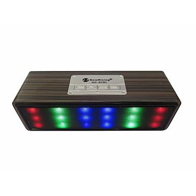 Bluetooth 2.1 USB Wireless bluetooth speaker Black Coffee
