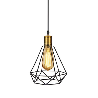 OYLYW Geometric Pendant Light Ambient Light - Mini Style, 110-120V / 220-240V Bulb Not Included / 0-5㎡ / E26 / E27