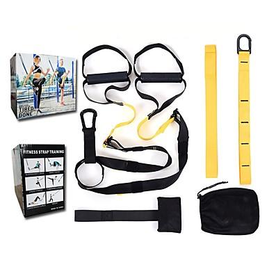 Trainingsbänder Nylon Leben Multifunktion Krafttrainung Yoga Fitnessstudio Unisex