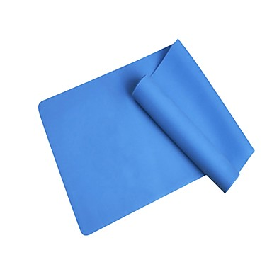 Trainingsbänder Polyester / Baumwolle Leben Yoga Unisex Blau Rosa Violett