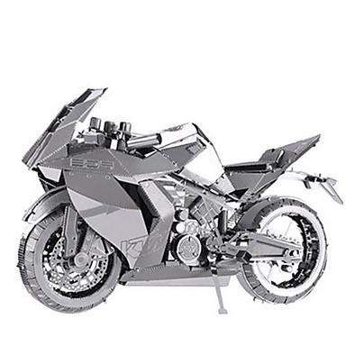 Quebra-Cabeças 3D Quebra-Cabeça Quebra-Cabeças de Metal Motocicletas 3D Faça Você Mesmo Alumínio Metal Clássico Motocicletas Unisexo Dom