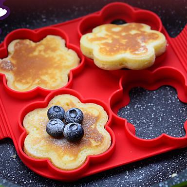 Cookieverktøy for Egg For kjøkkenutstyr Silikon baking Tool Miljøvennlig