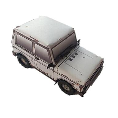 Quebra-Cabeças 3D / Quebra-Cabeça / Artesanato de Papel Carro Faça Você Mesmo / Artigos de mobiliário Clássico Crianças Unisexo / Para Meninos Dom