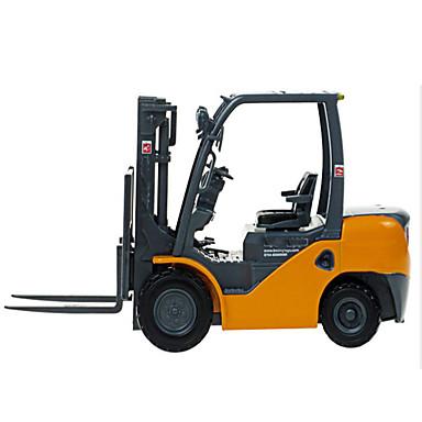 KDW Carros de Brinquedo Veículos de Metal Motocicletas Veiculo de Construção Caminhão de Bombeiro Maquina de Escavar Unisexo Brinquedos Dom