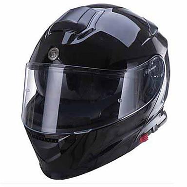 TORC V271 Motorcycle Helmet Full Cover Men & Women Four Seasons Helmet Locomotive Riding Helmet Two Lens Coat