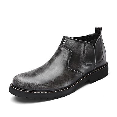 Homme Automne Printemps Similicuir Chaussures Confort ChsQdtxr