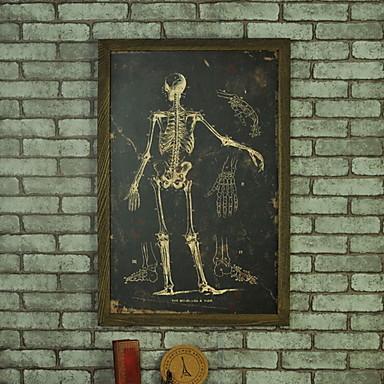 Wall Decor Wooden Artistic Retro Wall Art,1