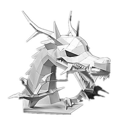 3D-puslespill Papirmodell Papirkunst Modellsett GDS Klassisk Kinesisk Stil Unisex Gave
