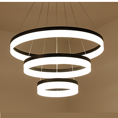 Pendant Light Downlight - Designers, LED, 85-265V, Warm White Cold White, Bulb Included