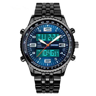 Smartwatch YYSKMEI1032 for Long Standby / Water Resistant / Water Proof / Multifunction / Sports Stopwatch / Alarm Clock / Chronograph / Calendar / Dual Time Zones