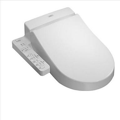 Smart toalettset passer til de fleste toaletter varmt vann skyll deodorant tørking