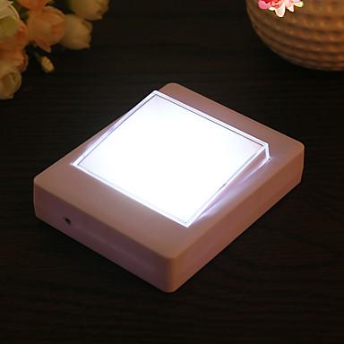 JIAWEN 1pç LED Night Light Bateria