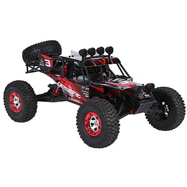 Carro com CR 2.4G SUV / 4WD / Alta Velocidade 1:12 40km/h KM / H Controlo Remoto / Recarregável / Elétrico