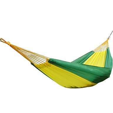 2 Personen Campinghängematte Lässig / Alltäglich Oxford Nylon für Camping Camping / Wandern / Erkundungen Draußen