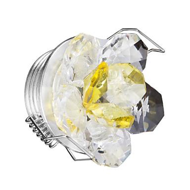 1W LED Mulighet for demping Dekorativ Vegglamper Varm hvit