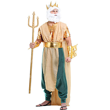 Fairytale Roman Costumes Cosplay Cosplay Costumes Party Costume Men's Festival/Holiday Halloween Costumes Halloween Carnival Others