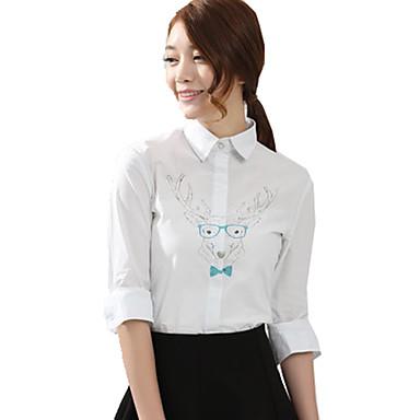 Classic Lolita Dress Lolita Women's Blouse / Shirt Cosplay Long Sleeves Lolita