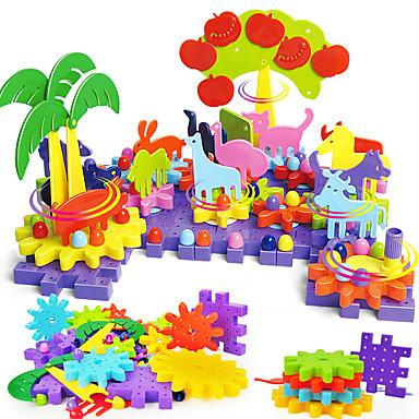 voordelige tekening Speeltjes-Bouwblokken Mozaïeksets Vierkant Cool Kinderen Speeltjes Geschenk