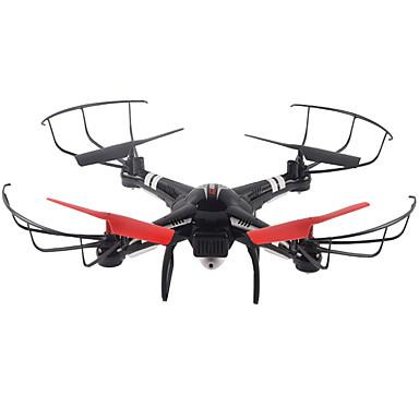 RC Drone WL Toys Q222 Canal 4 2.4G Sem câmera Quadcópero com CR Retorno Com 1 Botão Modo Espelho Inteligente Flutuar Quadcóptero RC