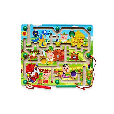 Maze Magnetic Maze Magnetic Wooden Boys' Kid's Gift 1pcs