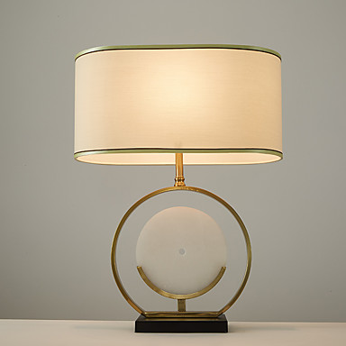 Moderna Decorativa Luminária de Mesa Para Metal 110-120V 220-240V