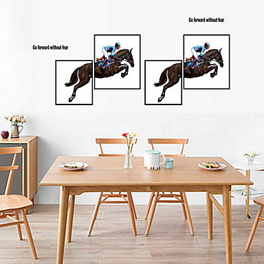 Fashion Leisure Wall Stickers Plane Wall Stickers Decorative Wall Stickers,Plastic Material Home Decoration Wall Decal