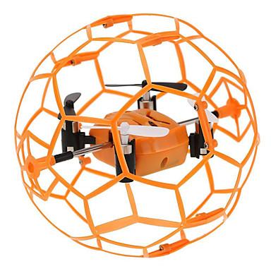 RC Drone Skytech M70 Canal 4 2.4G - Quadcópero com CR Luzes LED Quadcóptero RC Cabo USB Hélices