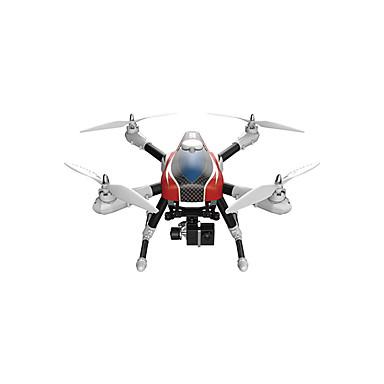 RC Kameralennokki XK X500 2 Akselin 2,4G HD-kameralla RC-multikopteri Kotiinpaluutoiminto / Auto-Takeoff / Failsafe RC-multikopteri /