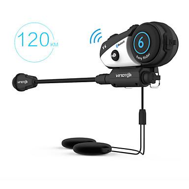 Motocicleta 锐思(RISING) V3.0 Fones Bluetooth Estilo pendurado da orelha para esportes e outdoor