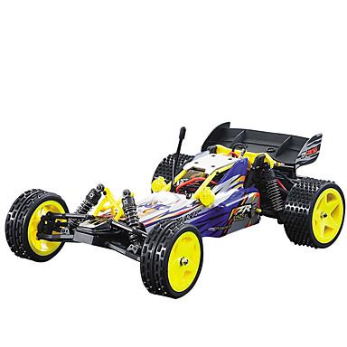 RC Car WL Toys L959-A 2,4G 2WD Maasturi Korkea nopeus Drift Car Kilpa-auto Off Road Car Maastoauto 1:12 Sähköharja 30km/h KM / H