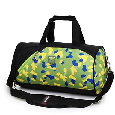Women Bags All Seasons Oxford Cloth Polyester Travel Bag for Casual Outdoor Green Orange Dark Blue Fuchsia