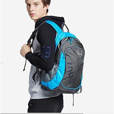Unisex Shoulder Bag Polyester All Seasons Casual Outdoor Square Zipper Blue Light Green Fuchsia