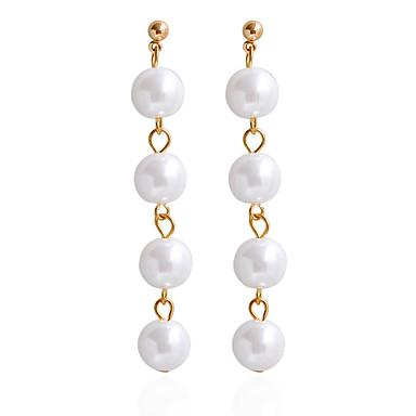 Women's Drop Earrings Earrings Set Earrings Imitation Pearl Movie Jewelry Handmade Fashion Vintage Luxury Statement Jewelry Chrismas