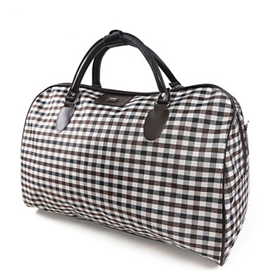 Men Bags All Seasons Oxford Cloth Travel Bag for Casual Sports Outdoor Gray Coffee khaki