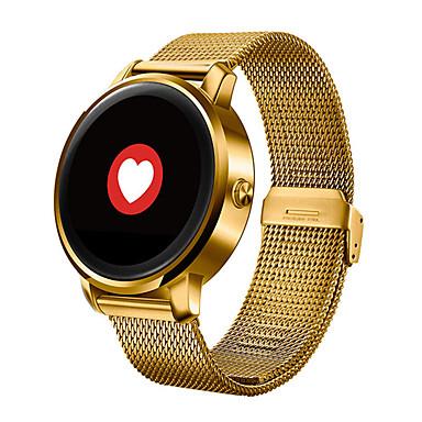 Relógio inteligente F1 for iOS / Android Tela de toque / Monitor de Batimento Cardíaco / Impermeável Podômetro / Monitor de Sono / Cronómetro / Relogio Despertador / 128MB / Calorias Queimadas