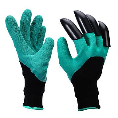 2b1544ae hage hansker klo abs plast gummi hansker rask utgravning anlegg vanntett  isolasjon