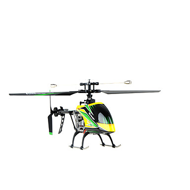 RC Helicopter WL Toys V912 4CH 3 Axis 2.4G Brushless Electric - Remote Control Flybarless