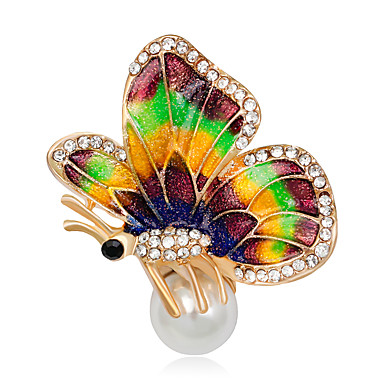 Women's Brooches - Animal Unique Design, Fashion, Euramerican Brooch Assorted Color For Special Occasion / Event / Party / Daily / Casual