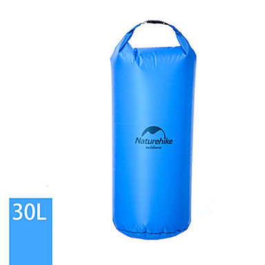 Naturehike 30 L Dry Bag Cell Phone Bag Waterproof Portable Quick Dry for Swimming Diving Beach Surfing Watersports Outdoor