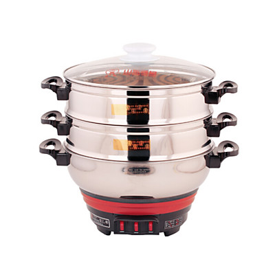 Kjøkken Aluminium Legering 220V Instant Pot mat Steamers