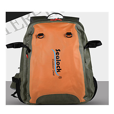 Sealock 25 L Waterproof Dry Bag Waterproof Backpack Waterproof for Diving/Boating