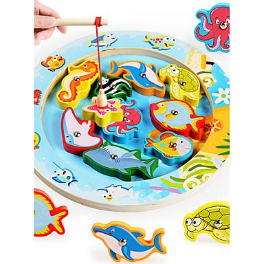 Brinquedos de pesca Pato / Peixes Magnética / Clássico Para Meninos Dom