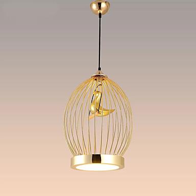LED Chique & Moderno Moderno/Contemporâneo Lâmpada Incluída Luzes Pingente Luz Ambiente Para 220lm 110-120V 220-240V Lâmpada Incluída