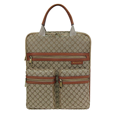 Women Bags All Seasons Canvas Laptop Bag for Casual Maroon